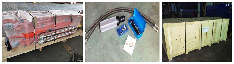 disjuntor hidráulico de montabert para o martelo de rocha hidráulico da máquina escavadora