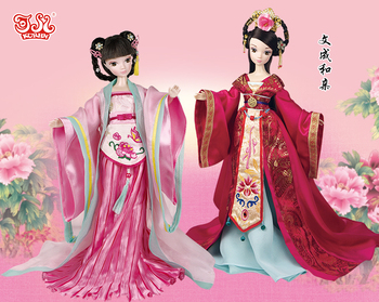 New arrival 2016 Chinese princess doll plastic doll
