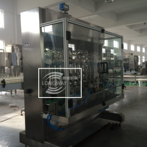 100% Longway Factory Sale automatic liquid SL Filler Capper Labeller