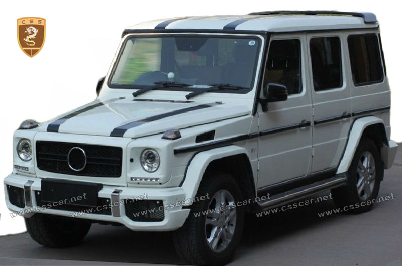 custom auto body kits for g class w463 to g63 amg body kit. Black Bedroom Furniture Sets. Home Design Ideas