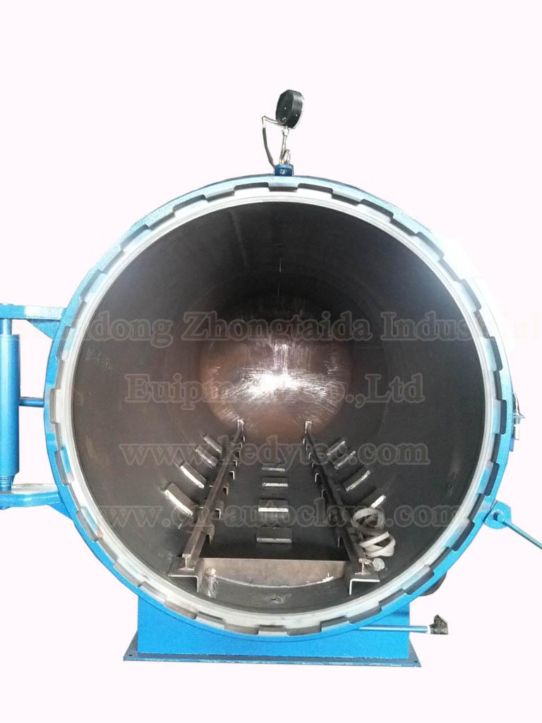 Rubber Hose Vulcanization Autoclave Manufacturers In China