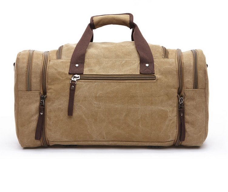 2d2d46861b855f Heavy duty fashion high-end canvas duffle bags wholesale, canvas plain duffel  bag