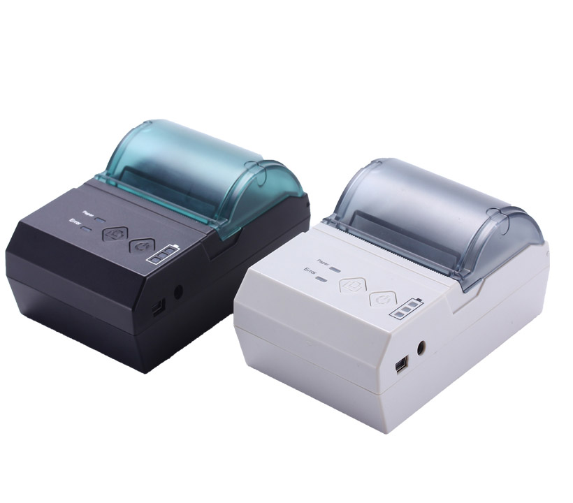 Fabriek Directe Verkoop Mini Ticket Printer Usb + Bluetooth4.0 Ondersteuning Android & Ios