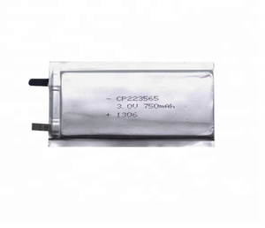 CP223565 3V 750mah Primary Lithium Manganese Dioxide ETC device battery