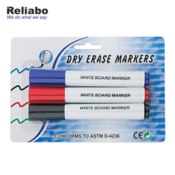Reliabo New China Products Good Quality Eco Multi Color Dry Erase Whiteboard Marker
