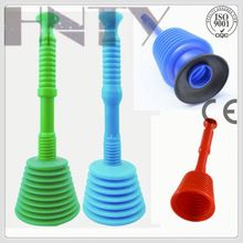 Low price PP Toilet Plunger ,Silicone Toilet Pump,Toilet Dredge
