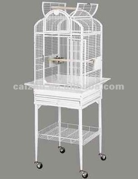 open top play stand parrot bird cage parrot cage standing bird cage