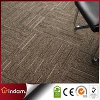 high traffic Nylon 50X50 level loop carpet tile office flooring