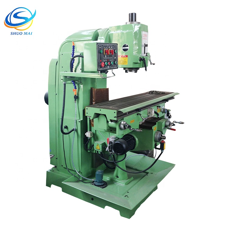 X5032 heavy duty conventional milling machine knee type