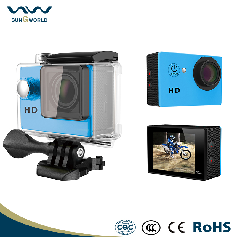 High Resolution Weatherproof hd camera