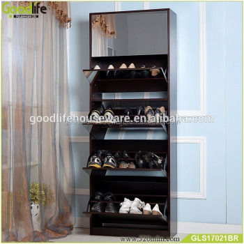 goodlife design furniture living room models shoe rack wood for dubai