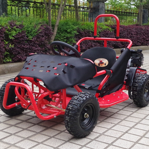 Dune Buggy 80CC Gas Powerful Mini Go Kart For Kids
