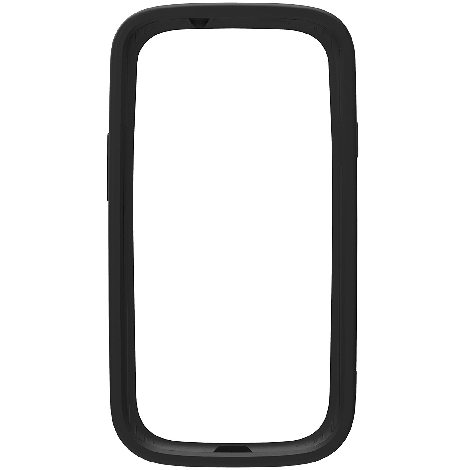 Impact Gel Xtreme Armour G3-B-492 Phone Bumper for Samsung Galaxy3 - black