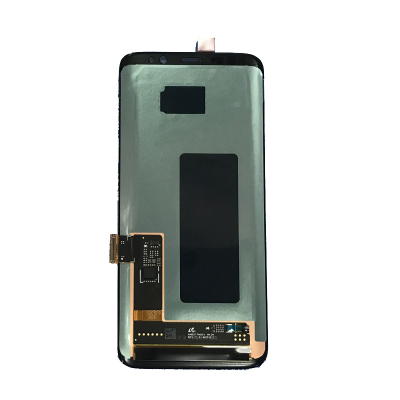 Original Mobile phone lcd screen digitizer assembly for samsung galaxy s8 display