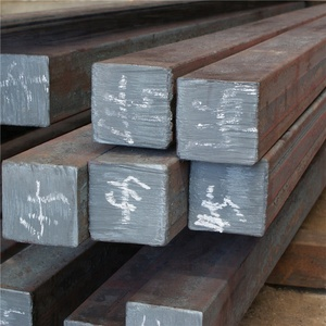 hot rolled square steel billet free cutting iron bar,5sp / ps steel billets from china