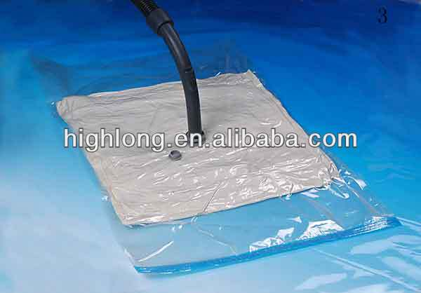 Vacuum Sealed Bags For Home Daily Storage Saving More Space