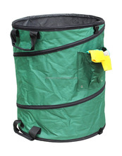 45 Gallon Professional Pop Up Gardening Bag Grass Waste Trash Container(Z-GB-016)