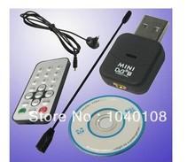 Digital High Definition  Mini  DVBT USB 2.0 Satellite TV Stick Receiver For PC, Laptop, Netbook. Free shipping