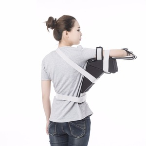 Shoulder Sling Shoulder Abduction Pillow for Injury Support Arm Immobilizer for Rotator Cuff, Surgery & Broken Arm Brace