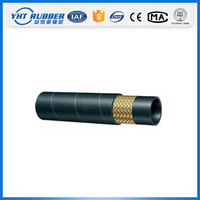 Factory price hydraulic rubber hose pipe manufacturers