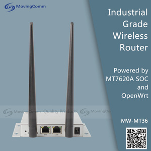 Openwrt Indoor Wifi Router support 3G UMTS HSPA mini PCIe module model MW-MT36 802.11n 2.4GHz 300Mbps