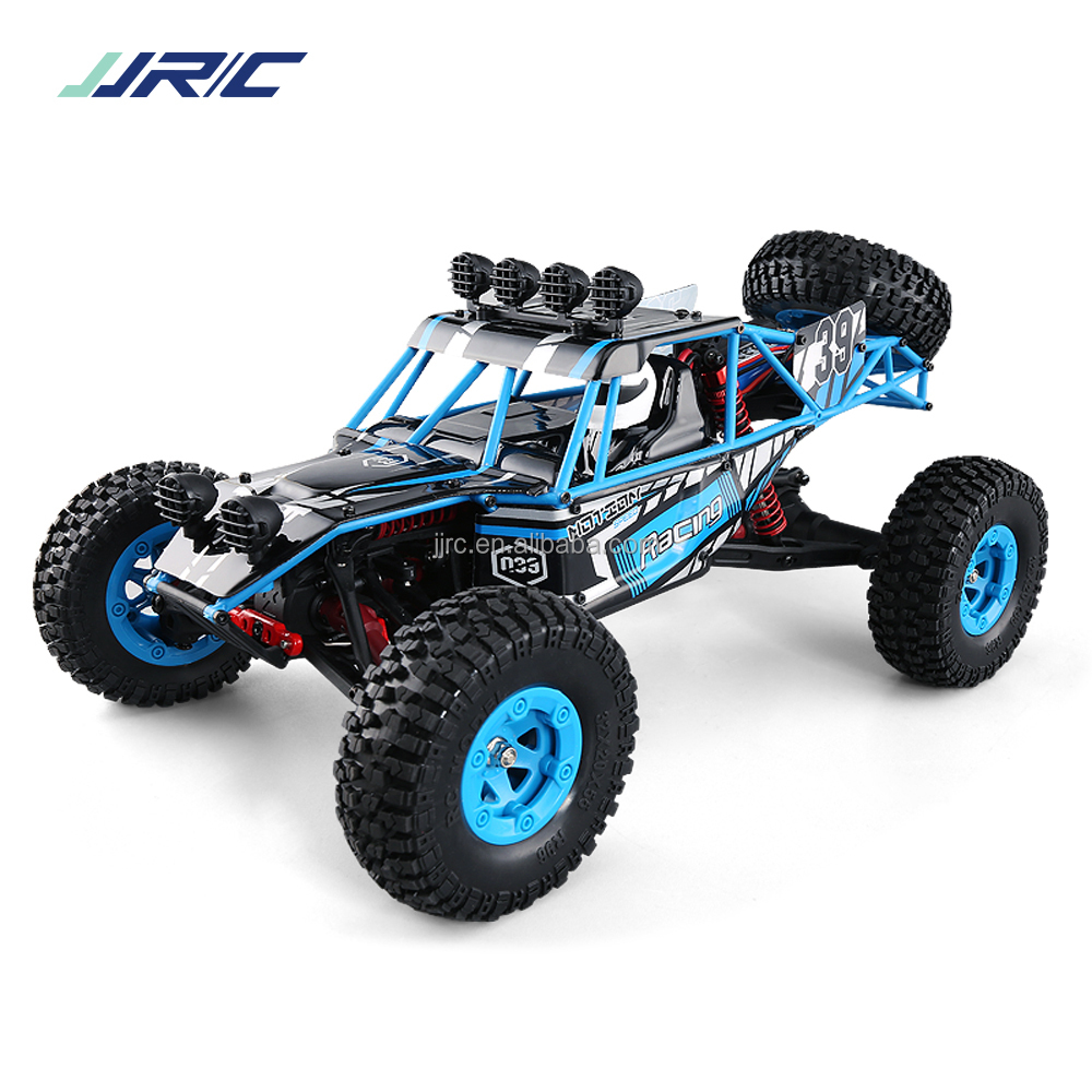 2017 New JJRC Q39 HIGHLANDER 1:12 4WD RC Truck off Road 35km/h Ride on Toys Car