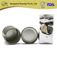 OEM Available Tea Tin Cans/Tin Jar/Custom Printed Tin Box For Matcha Tea Powder