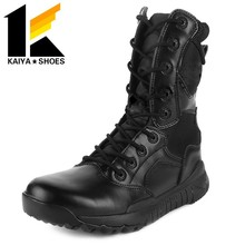 China Light weight baratos botas de combate militares