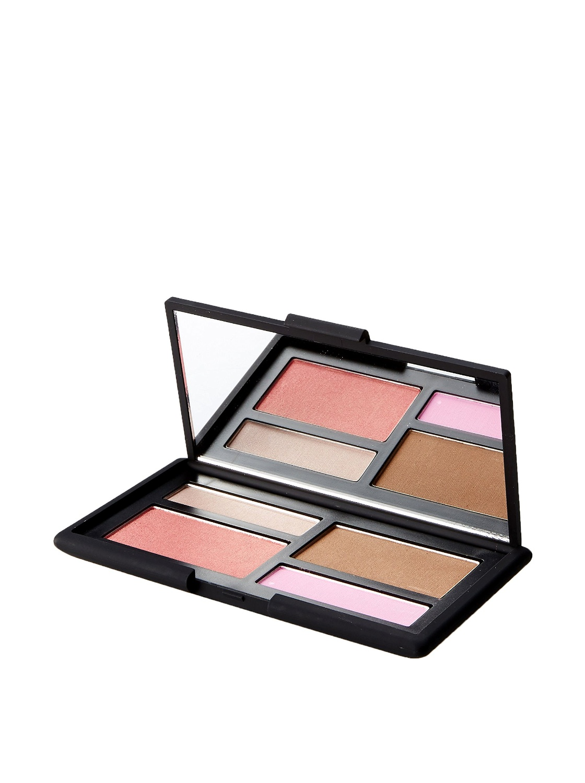 NARS Women's Cheek Palette, Orgasm/ Laguna/Mistinguette/Goulue, 0.12 oz