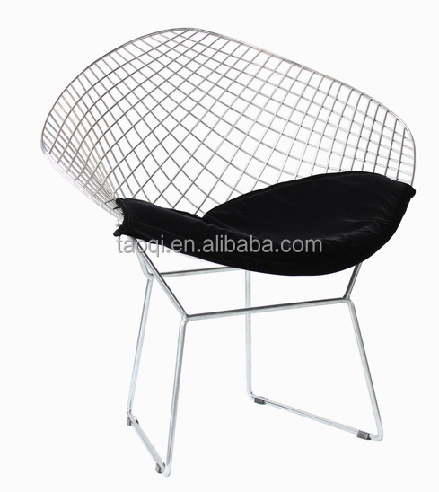 2016 Hot sale modern net fabric leisure chairs/ lounge chairs K67A