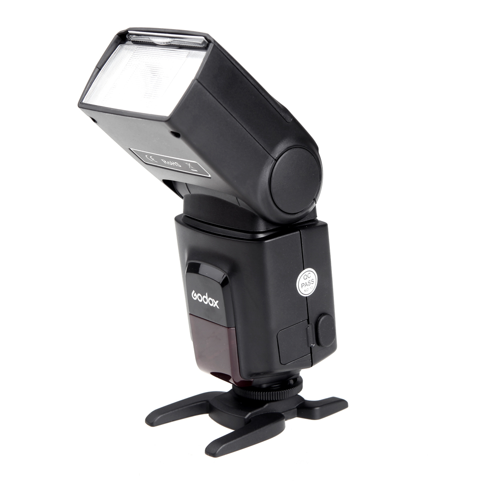 Godox Flash Light TT560 Flash Speedlite for SLR Digital, SLR Film, SLR Cameras and Digital Cameras with Single-Contact Hot Shoe