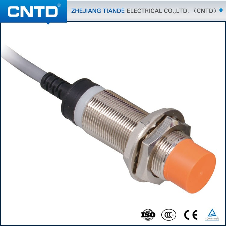 #SUPER DEAL 9.20 FOR SALE ONLY# CNTD IP67 M8 NPN 3Wires 2mm Sensing distance Inductive Proximity Sensor CJY08E-02NA
