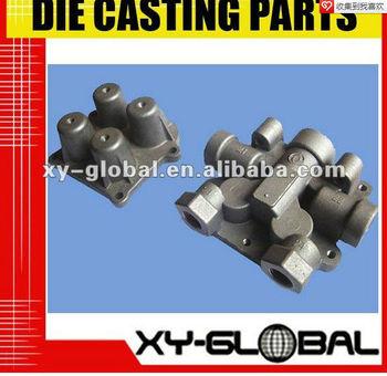 A380/a363/adc12 Aluminum Die Casting Motor Parts Manufacturer ...