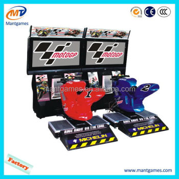 Good quality Moto GP4/promotional indoor game machine igs ocean king