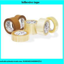 Transparent Green Seam Sealing Bopp Tape For Packing