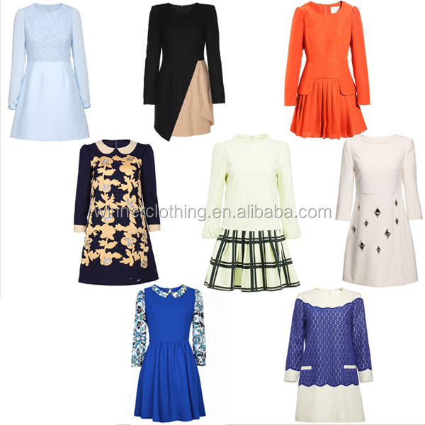 OEM/ODM Small Quantity Ladies Fashion Chinese Clothing Manufacturer For Woman