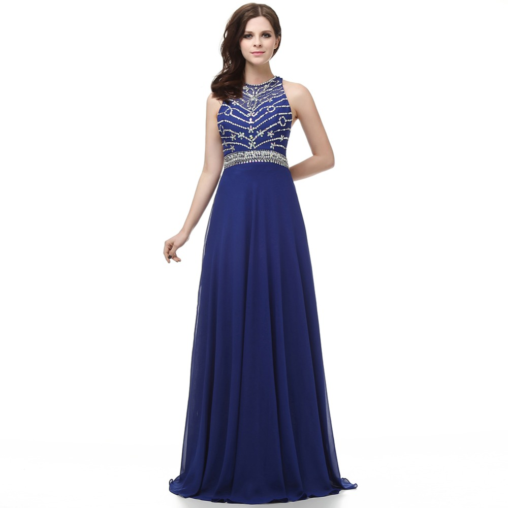 royal blue chiffon bridesmaid dresses robe demoiselle d. Black Bedroom Furniture Sets. Home Design Ideas