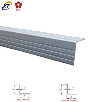 6063 Architectural Aluminum Extrusion Profiles L Angle 45 Degrees Buy 6063 Aluminum Angle Aluminum L Angle Aluminum Angle Extrusion Product On