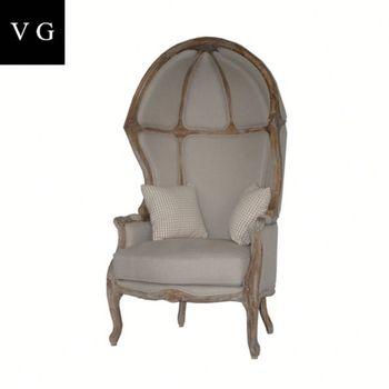 Egg Chair Stof.India Houten Patroon Stof Franse Ei Stoel Ballon Houten Stoel