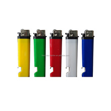 Factory china customized disposable beer opener gas lighter HL-A10S