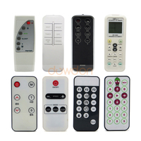 Professional Manufacturer 1-21 Keys IR NEC Remote Control for Air Purifier LED Light Speaker Support Customize