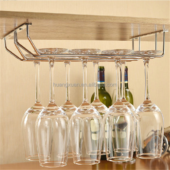 27 Cm10 Wijnglas Rack Onder Kast Glaswerk Glaswerk Houder Voor