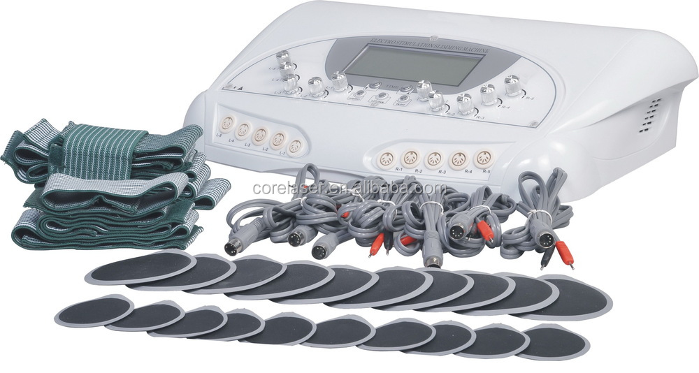 New model electrotherapy stimulation slimming