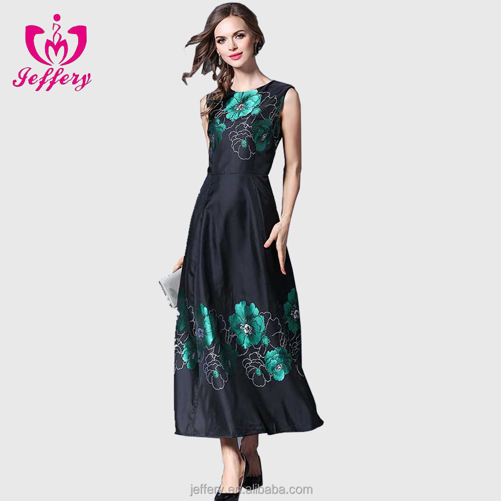 1395a8976d8 China Cotton Maxi Dress
