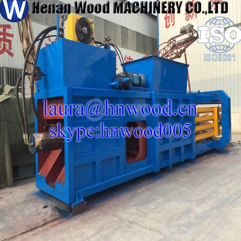 Automatic Horizontal Baling Press Machine For Sale From Chinese ...