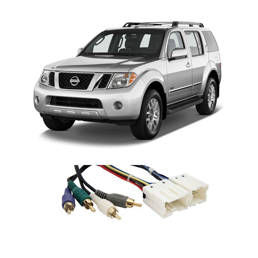 Fits Nissan Pathfinder 95-12 (Premium) Factory to Aftermarket Radio Harness