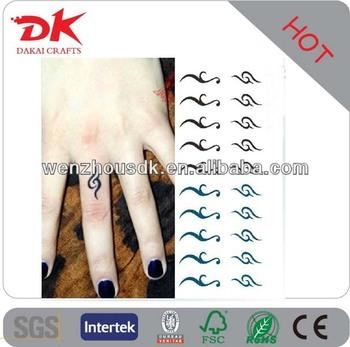 Jari Sederhana Stiker Tato Buy Jari Sederhana Stiker Tato Jari Stiker Tato Tato Tangan Sementara Product On Alibaba Com
