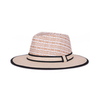 women folding sun shade protection colors bangkok plain surf straw hat