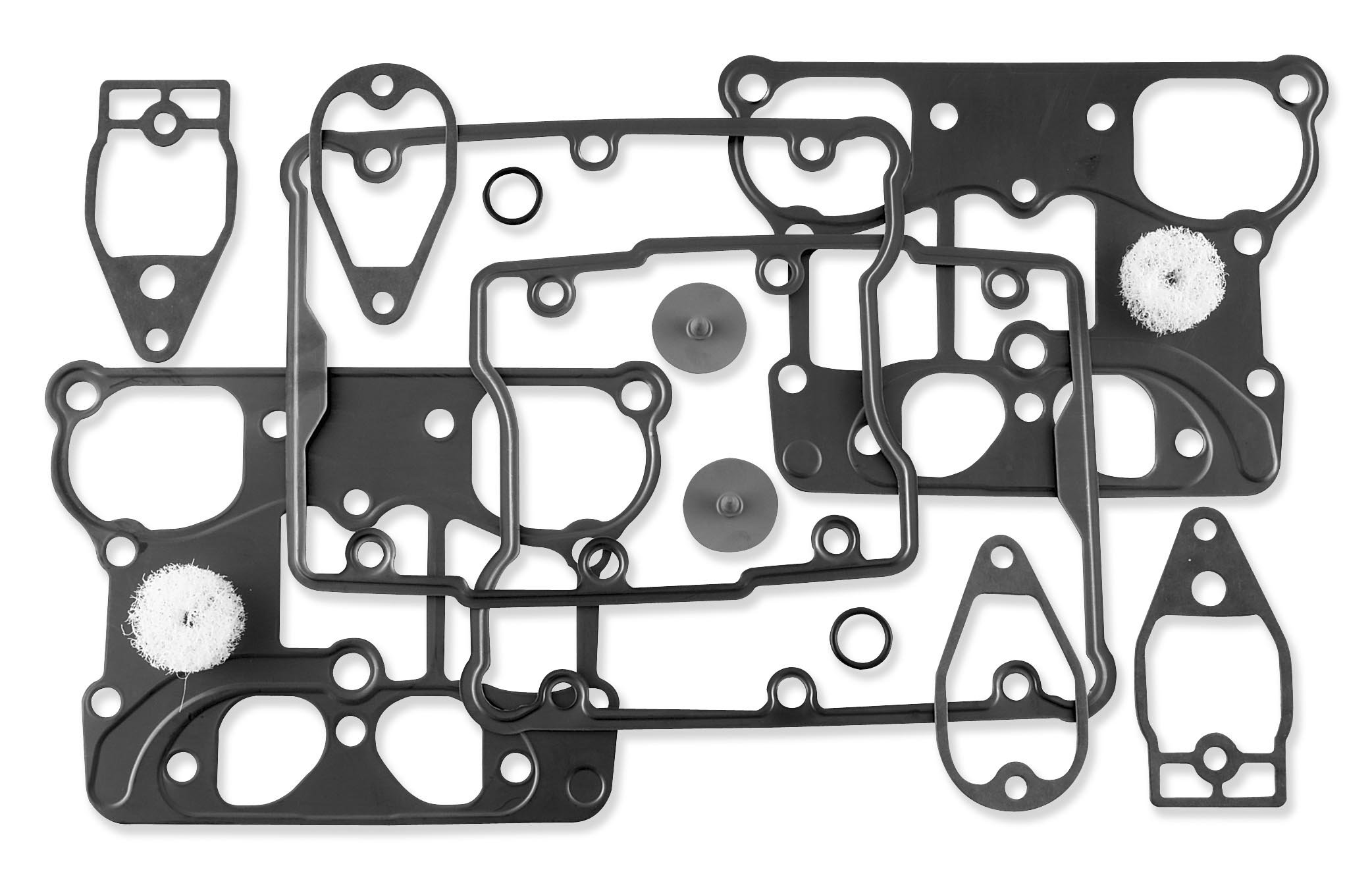 Cometic Gasket Rocker Box Gasket Kit C9588