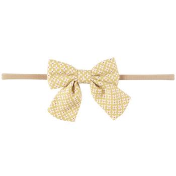 Compound Hair Bow Headband for Baby Nylon Headband for Infant HD-1607156-6 72c15549620